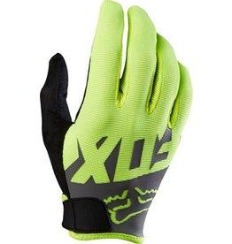 Fox Racing Fox Racing Ranger Men's Full Finger Glove: Flo Yellow LG