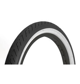 Fit Bike Co 20x2.3 FIT T/A Tire Black w/Whitewall