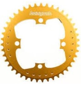 Tangent Tangent 4Bolt 104mm Chainring 39T Gold