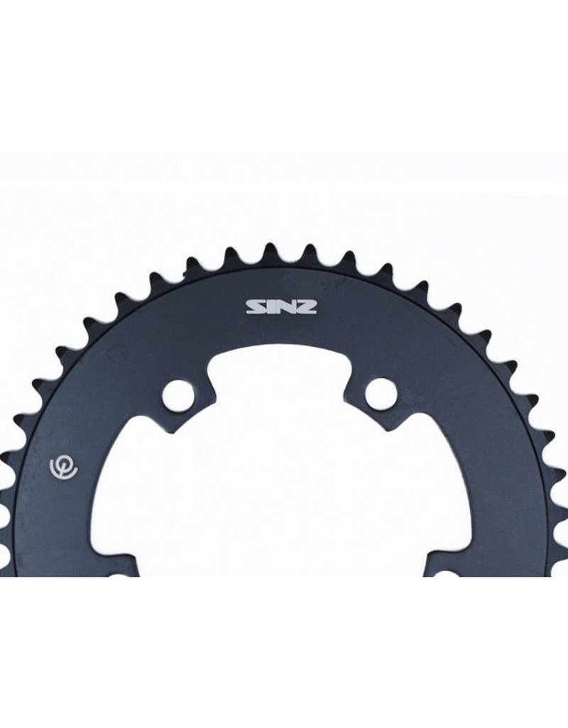Sinz SINZ Chainring EXP 42T Black 5 bolt