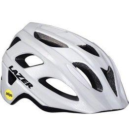 Lazer Lazer Beam MIPS Helmet: White MD