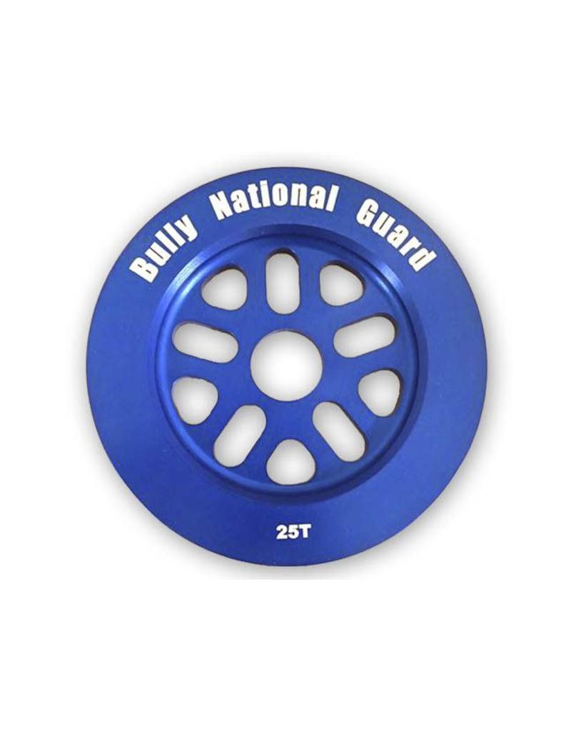 Bully BULLY National Guard Sprocket 25T Blue