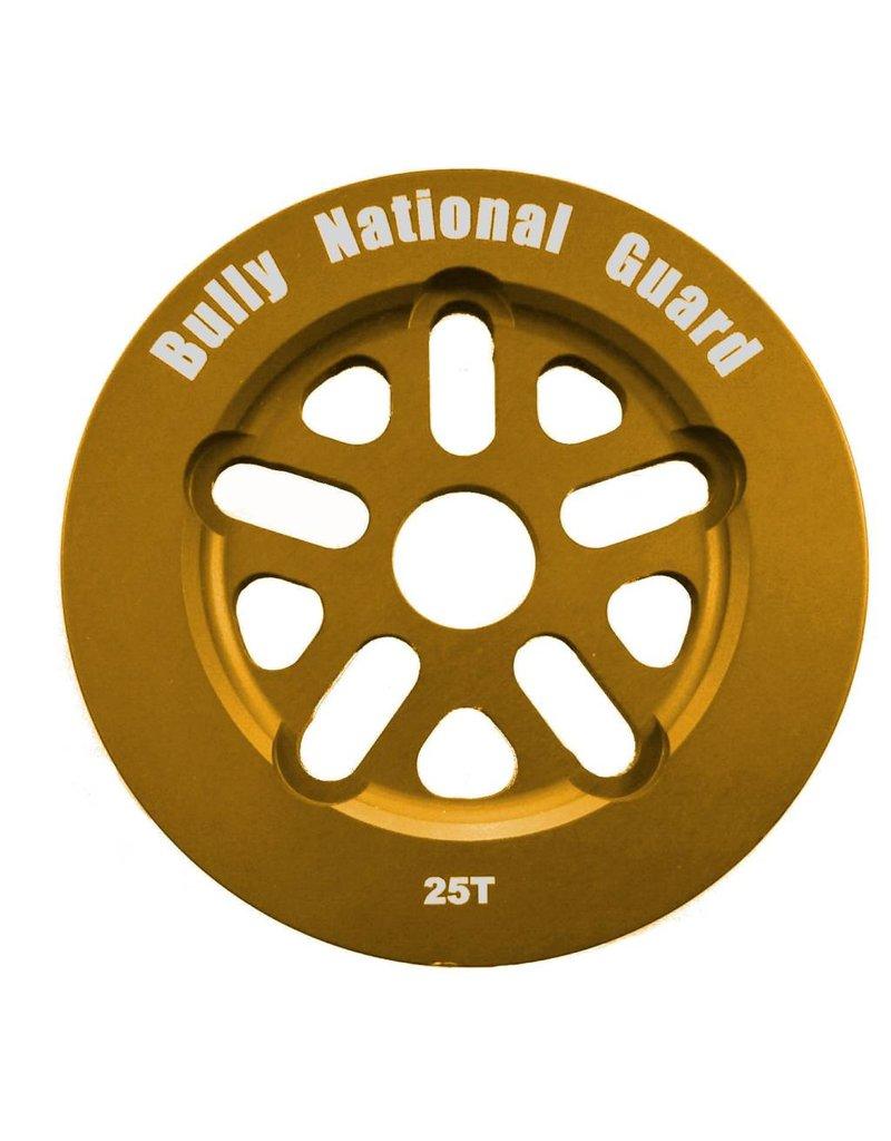 Bully BULLY National Guard Sprocket 25T Gold