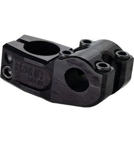 Profile Racing Profile Racing Mulville Push Stem +/- 0 degree, 53mm Black