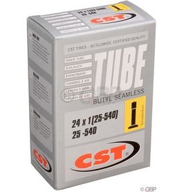 "CST CST 24"" x 1"" Schrader Valve tube (wheelchair)"
