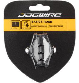 Jagwire Jagwire Basics Road Molded Brake Pads Threaded Brake Pads