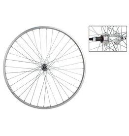 Wheel Master Rear Wheel 700 (622x17) Weimann AS23X Silver 36h Alloy Freewheel