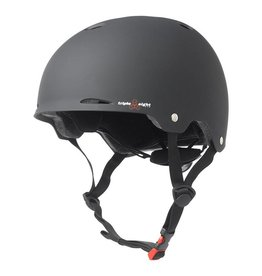 Triple 8 Triple8 Gotham Skate/Bike Helmet LG-XL Black