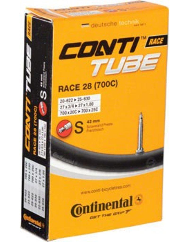 Continental 700x18-25mm Continental 42mm Presta Valve Tube