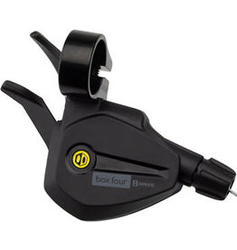 BOX Components BOX Four Single Shift Shifter - 8-Speed, Black