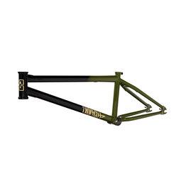 FIT Shortcut Frame Gloss Black Army Green Fade 20.75tt