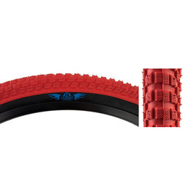 SE BIKES 24x2.0 SE CUB  Red/Blackwall BMX Tire