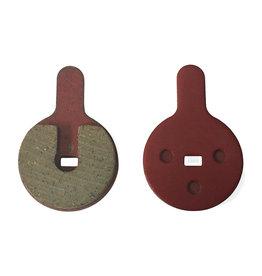 Clarks Clark Disc Brake Pads Organic CMD-19/20/21 f/120625 VX865