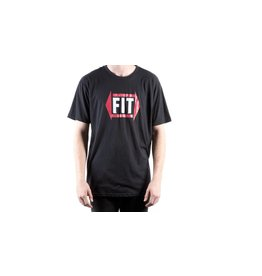 Fit Bike Co FIT Directional Tee Black Medium