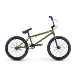 Redline Redline Romp BMX Bike, Olive Green, 20.4tt
