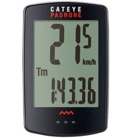 CatEye CatEye Padrone Bike Computer - Wireless, Black