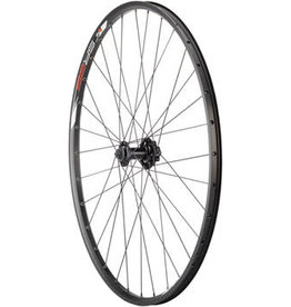 "Quality Wheels Double Wall Series Disc Front Wheel - 29"", QR x 100mm, 6-Bolt, Black, Clincher"