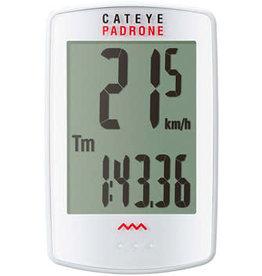 CatEye CatEye Padrone Bike Computer - Wireless, White