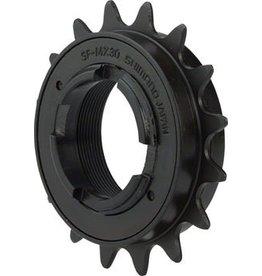 "Shimano Shimano MX30 16t Freewheel for 1/2"" x 3/32"" Chain, Black"