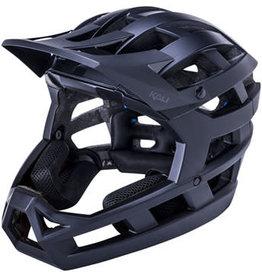 Kali Protectives Kali Protectives Invader 2.0 Full-Face Helmet - Solid Matte Black, X-Small/Medium