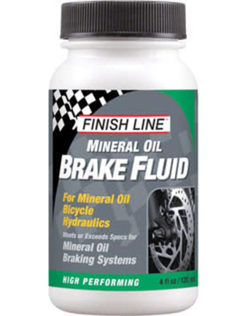 Finish Line Finish Line Mineral Oil Brake Fluid, 4oz