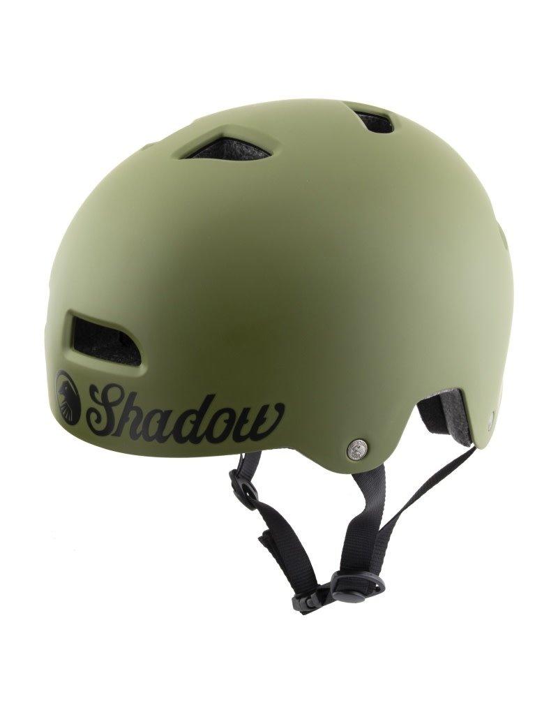 The Shadow Conspiracy The Shadow Conspiracy Classic Helmet - Army-Green, Small/Medium