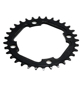 BOX Components Box Four MTB Chainring 104mm BCD, 32T, 8s, Narrow-Wide, Black
