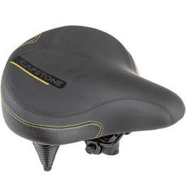 Capstone Memory Comfort Cruiser Saddle - Black