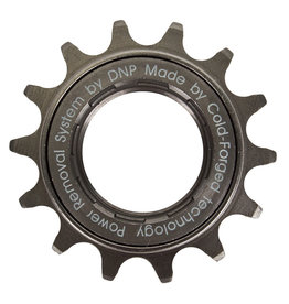 Black Ops Black-Ops Freewheel 14T (3/32) Chromoly Gun-Metal Gray 8-Key Release