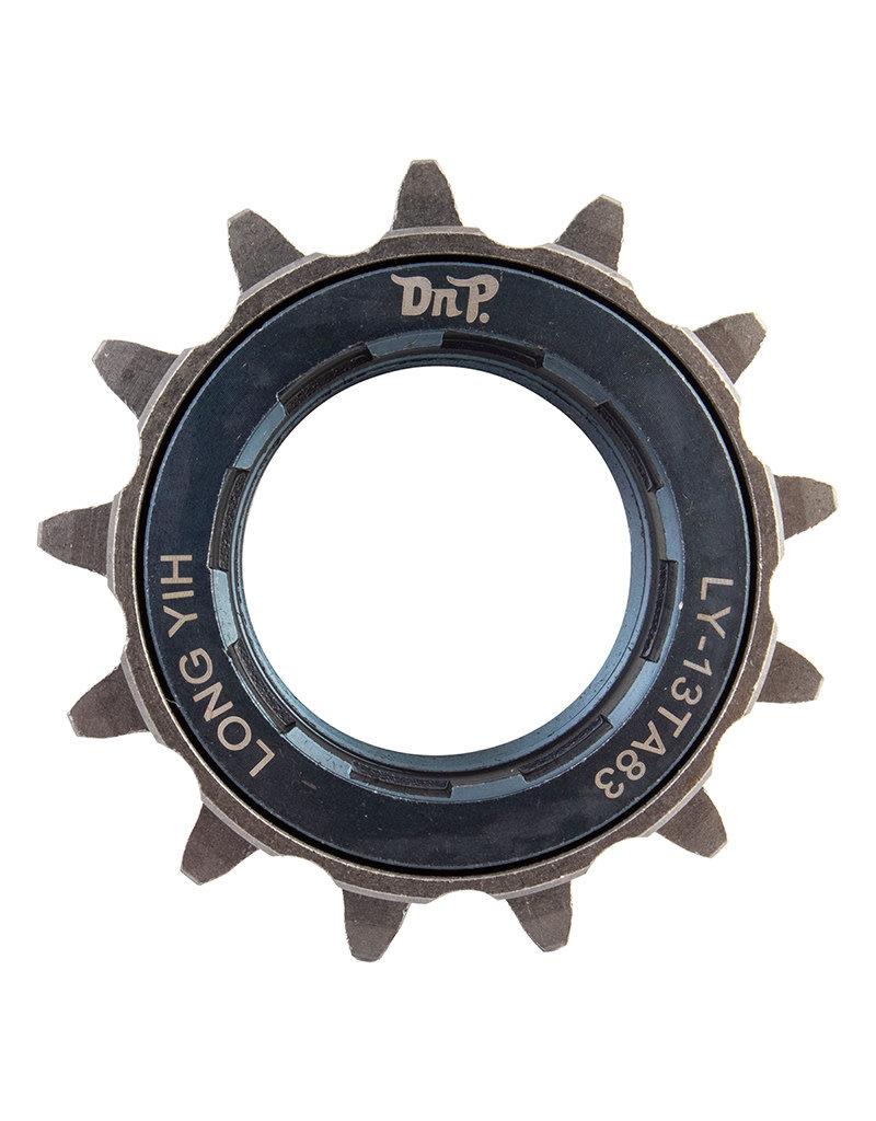 Black Ops Black-Ops Freewheel 13t (3/32) Chomoly, Gun-Metal Gray, 8-Key Release
