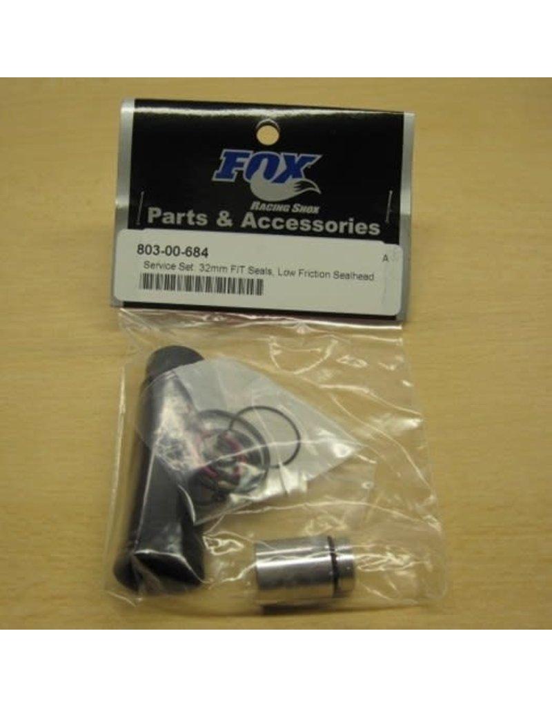 Fox Racing Fox Service Kit 32mm FIT Seals Low Friction Sealhead