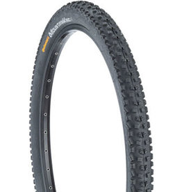 Continental 27.5x2.3 Continental Mountain King Tire, Clincher, Wire, Black