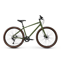 Raleigh Raleigh Redux 2, Large (19), Green