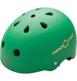 Pro-tec Pro-Tec Classic Helmet: Matte Rasta Green, MD