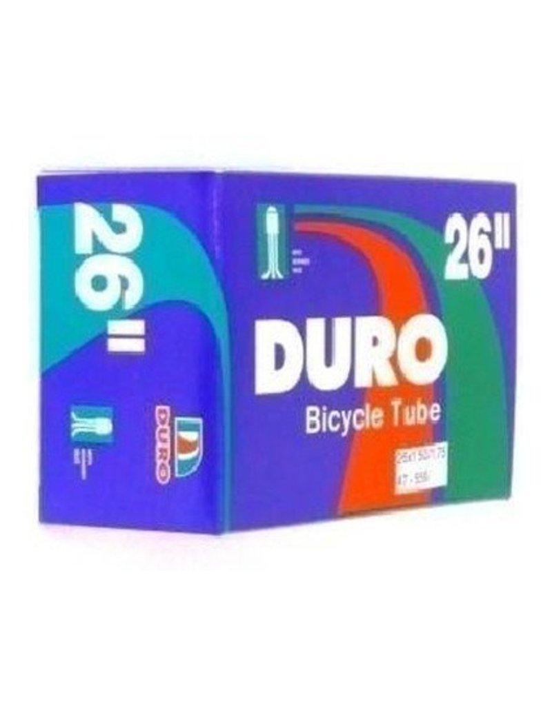 26X2.0-2.125 Duro MTB Tube Presta Valve 33mm