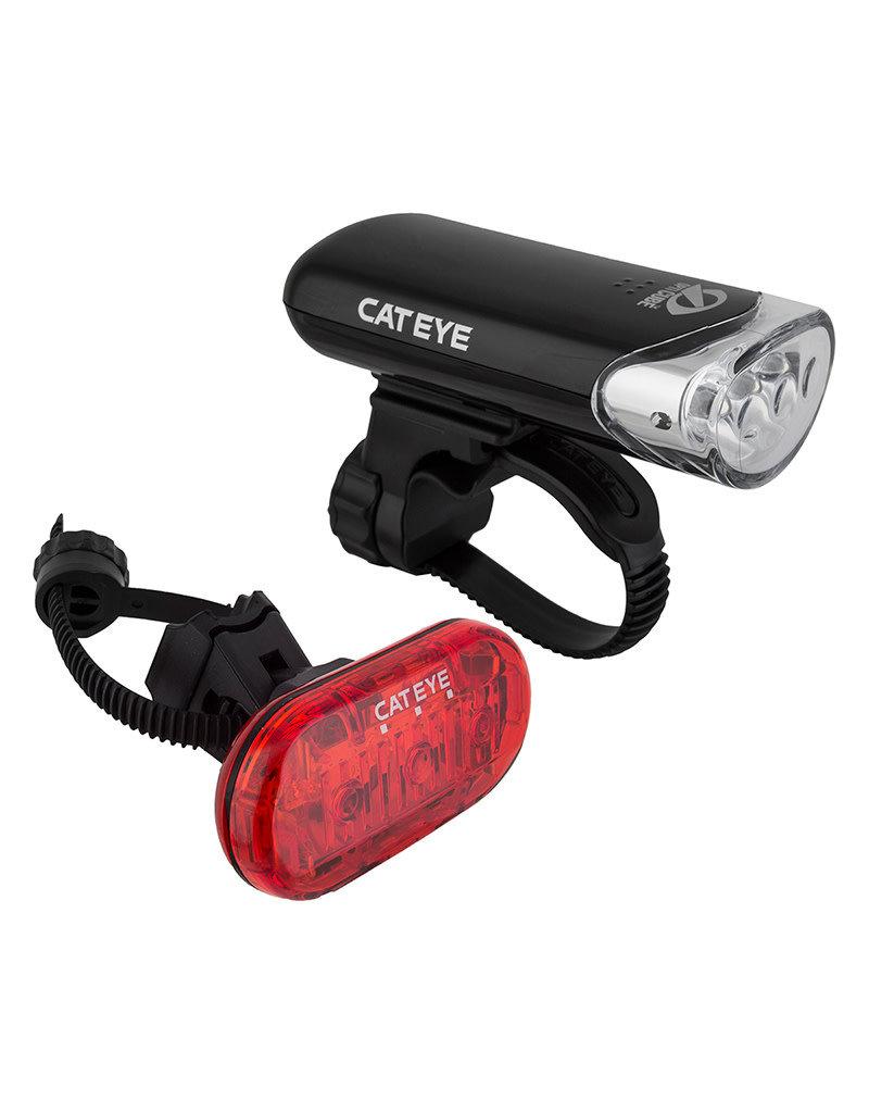 CatEye CatEye HL-EL135N TL-LD135 Combo, Head Light, Tail Light