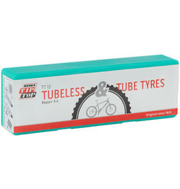 Rema TT13 Tubeless and Tube Type Tire Repair Kit
