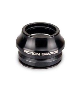 FictionBMX Fiction Savage Headset Black