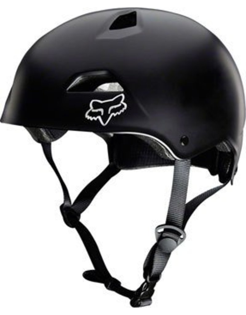 Fox Racing Fox Racing Flight Sport Helmet: Black LG