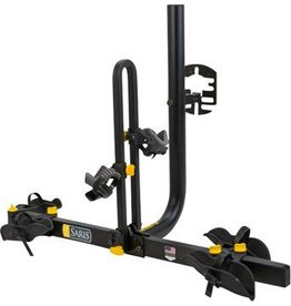 Saris Saris Freedom Spare Tire Rack: 2-Bike Black