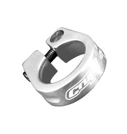 "Crupi 31.8mm (1-1/4"") Crupi Std Seat Clamp (in Colors)"