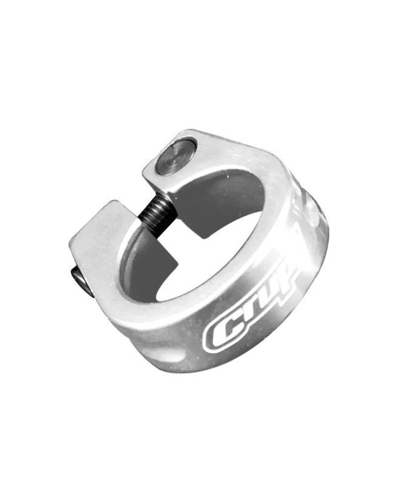 "Crupi 25.4mm (1"") Crupi Std Seat Clamp (in Colors)"
