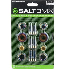 Salt Salt Nut and Bolt V2 Hardware Pack Oilslick