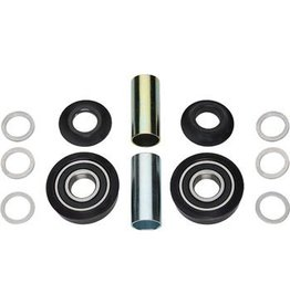 Profile Racing Profile Racing American Bottom Bracket Set Black (no Spindle)