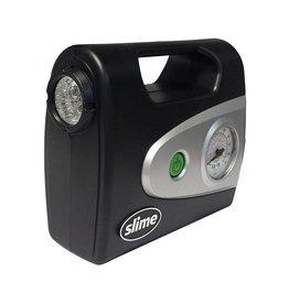 Slime Slime Air Inflator Pump 12V w/Gauge and Light