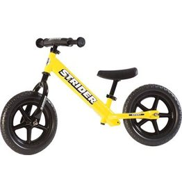 Strider Strider 12 Sport Kids Balance Bike: Yellow