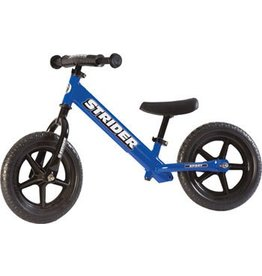 Strider Strider 12 Sport Kids Balance Bike: Blue