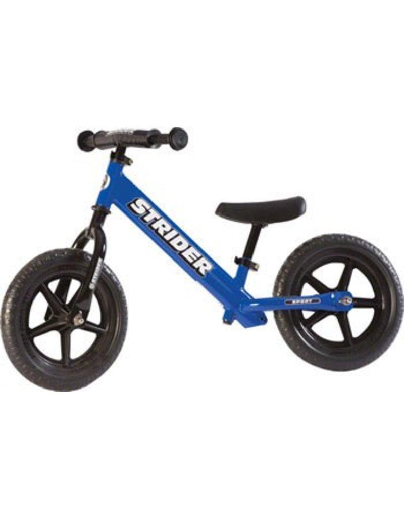 Strider Strider 12 Sport Kids Balance Bike: Blue
