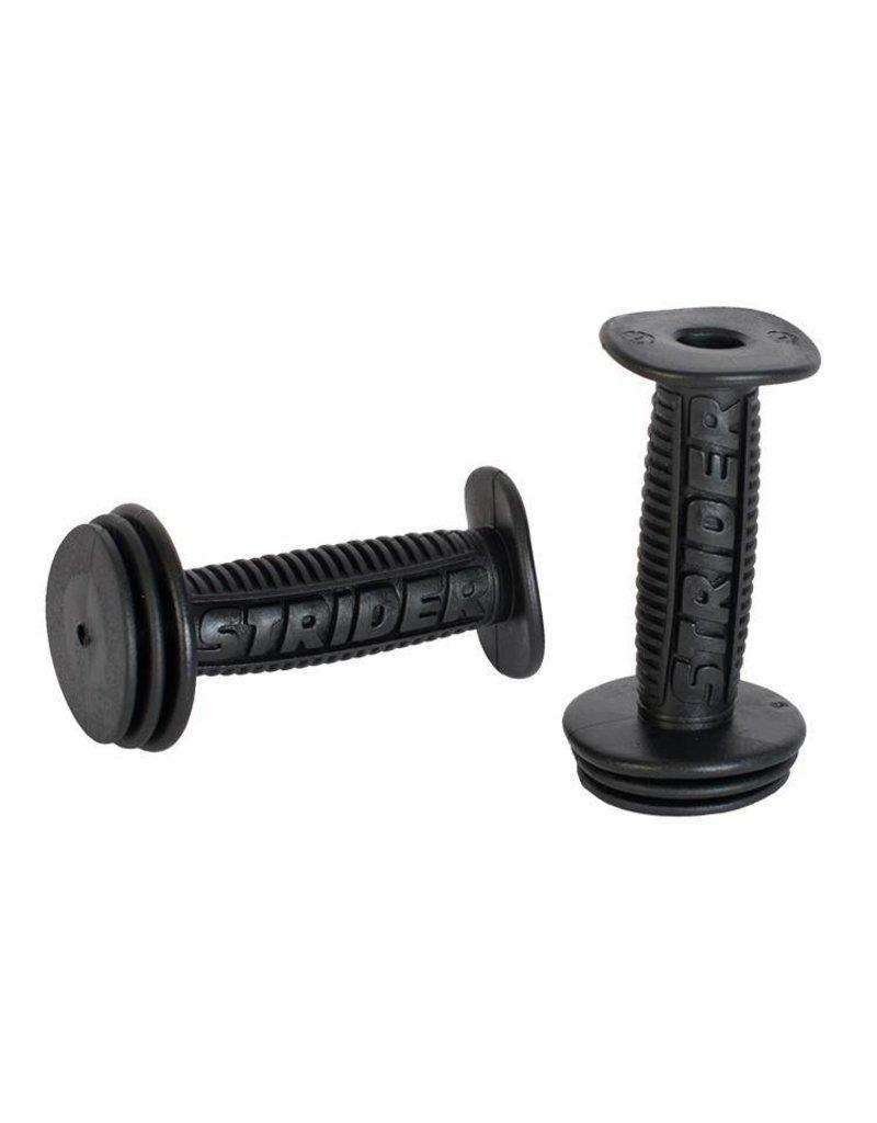 Strider Strider 12.7mm Mini-Handlebar Grips: Black