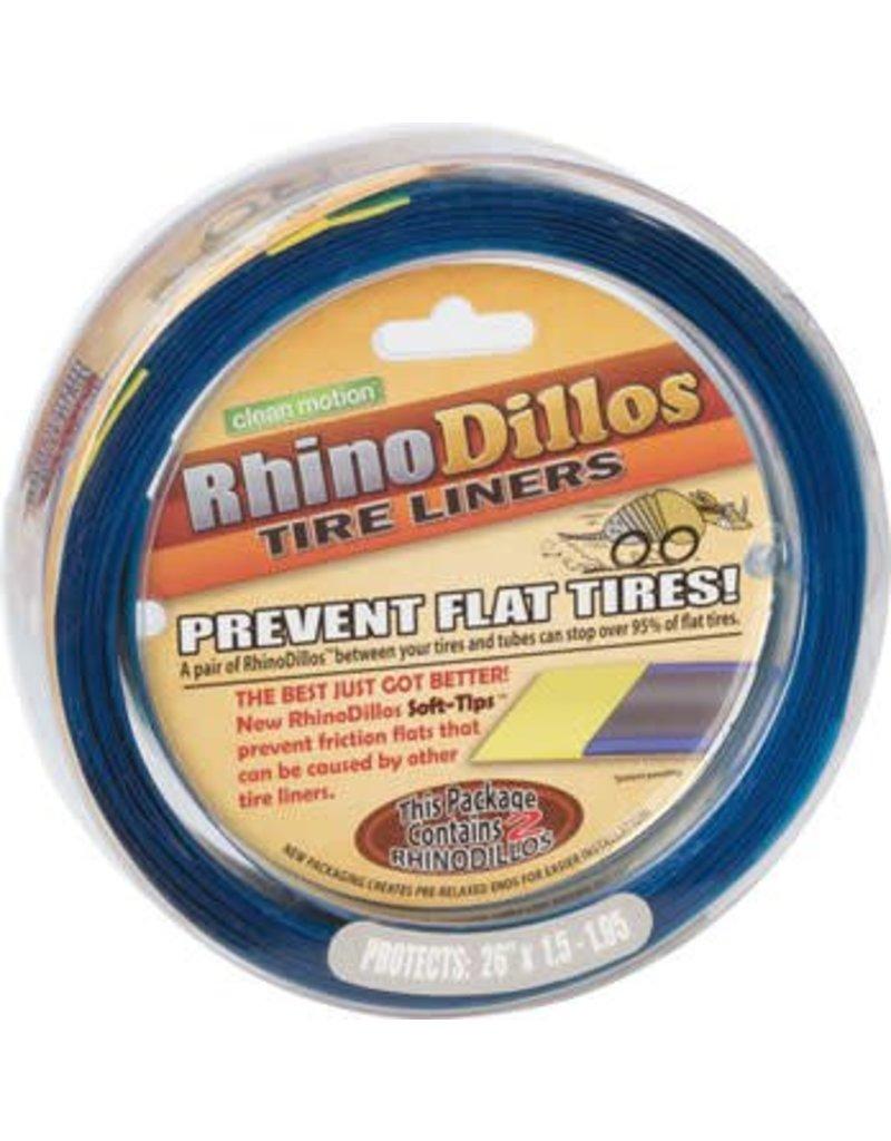 Rhinodillos Rhinodillos Tire Liner: 26x1.5-1.95, single